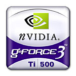 GeForce3 Ti 500 Logo